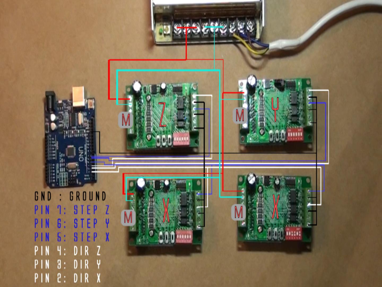 tb6560 6 wire diagram wiring diagram 500 schematic wiring diagram tb6560 6 wire diagram #4