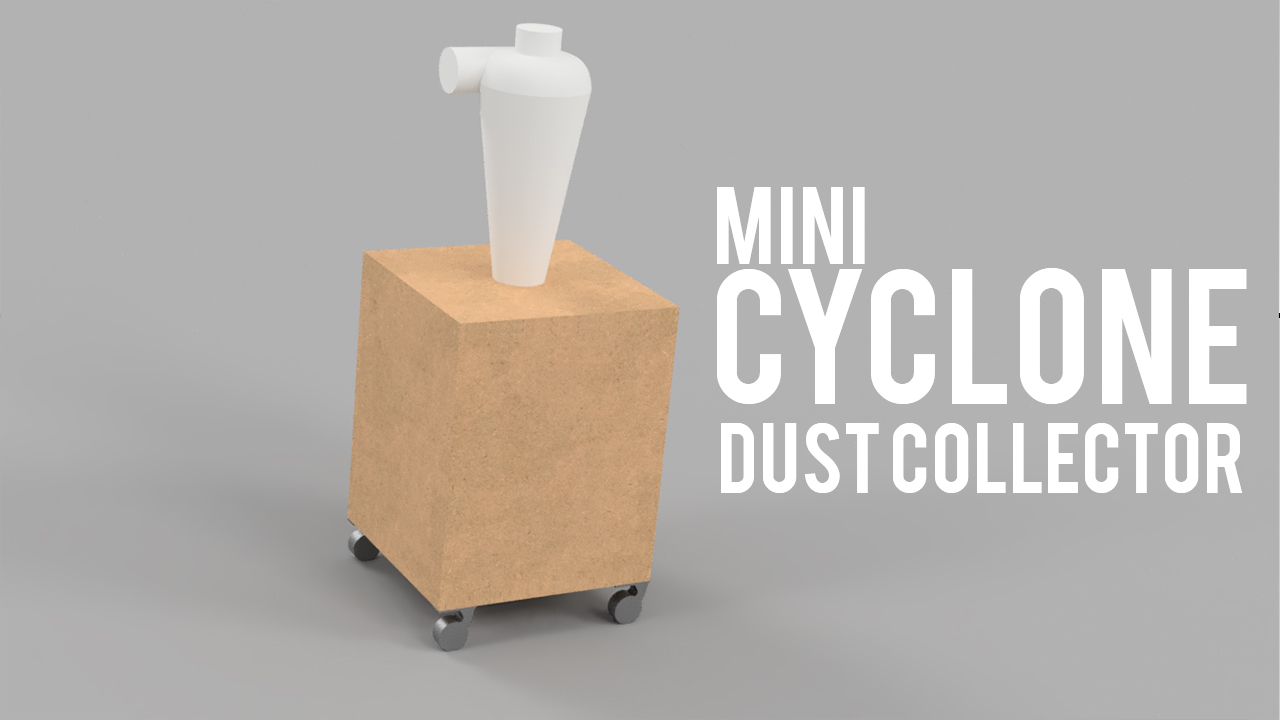 Mini Cyclone Dust Collector Shop Vac Vacuum Willys Garage Norway